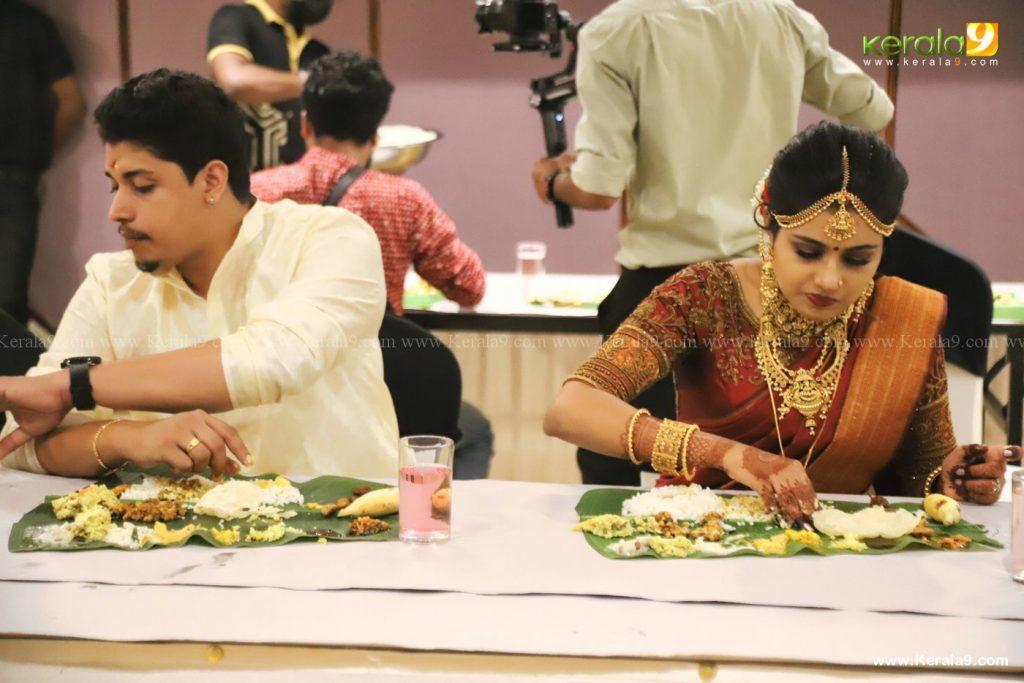 alina padikkal marriage photos 040