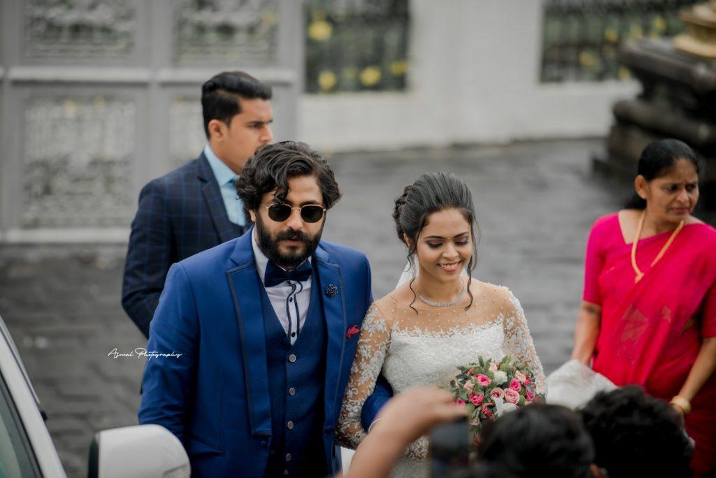 antony varghese marriage photos 002
