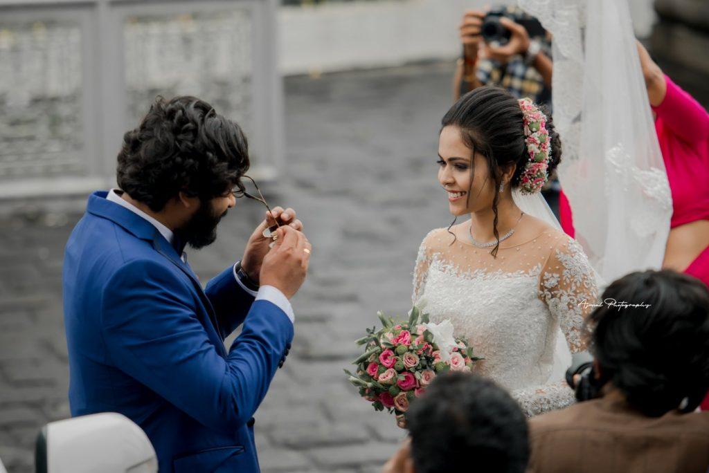 antony varghese marriage photos