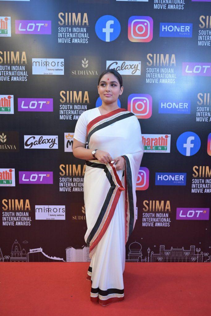 Prayaga Martin at SIIMA 2021 photos 1
