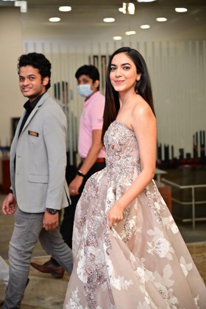 Ritu Varma at SIIMA 2021 photos 1