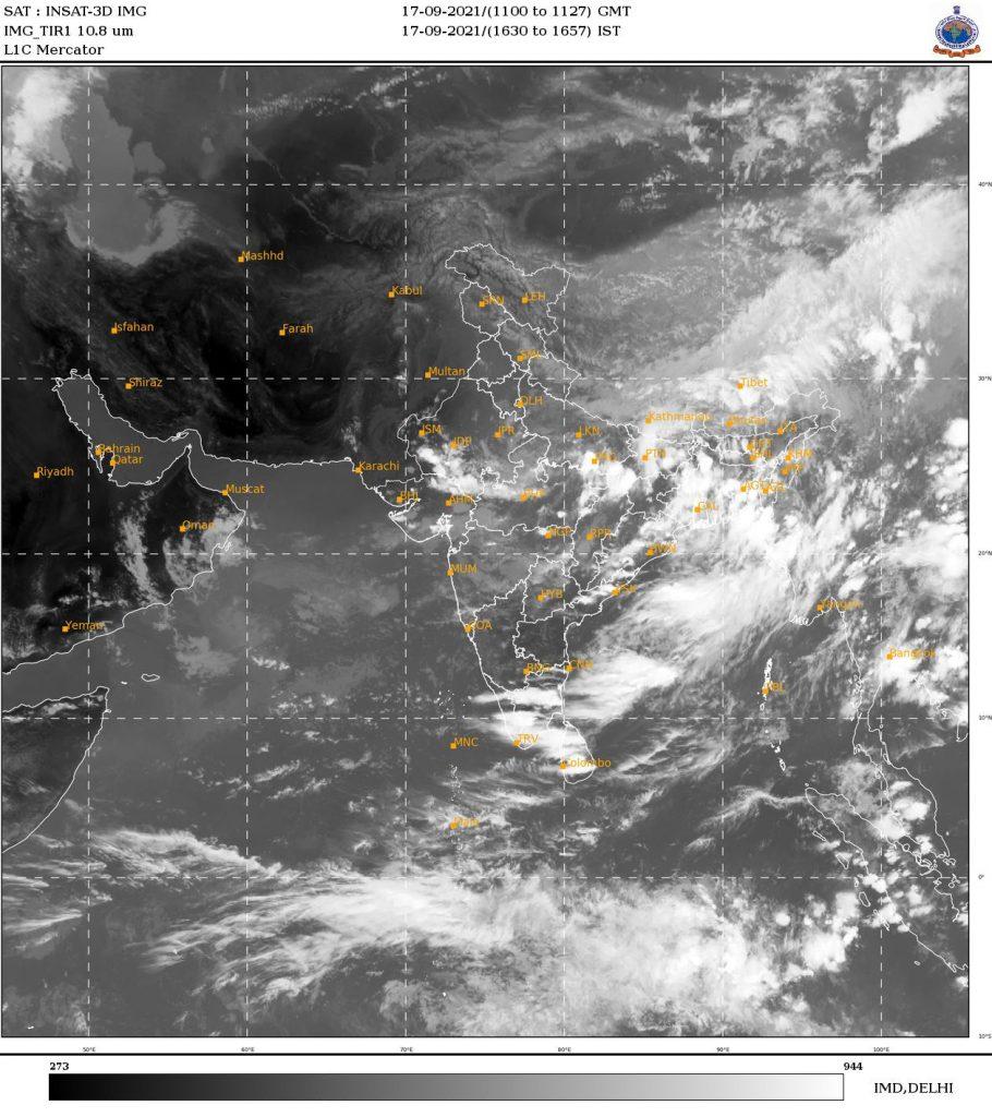 Uttar Pradesh rain