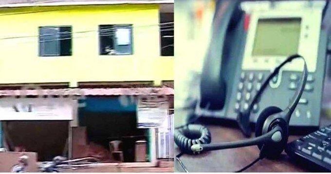parallel telephone kerala