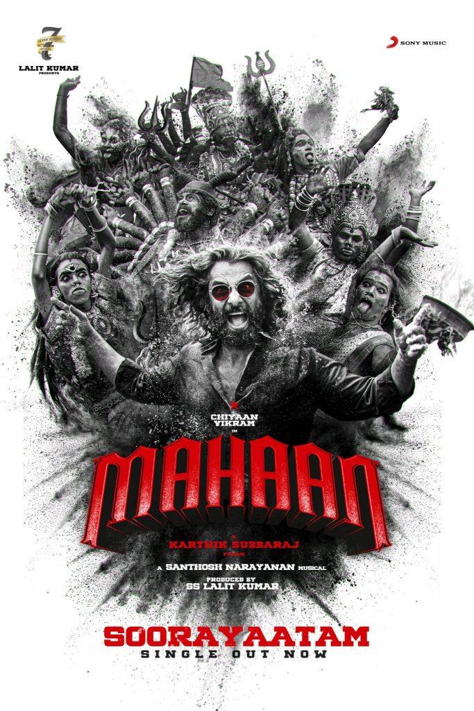 vikram mahaan movie poster 001