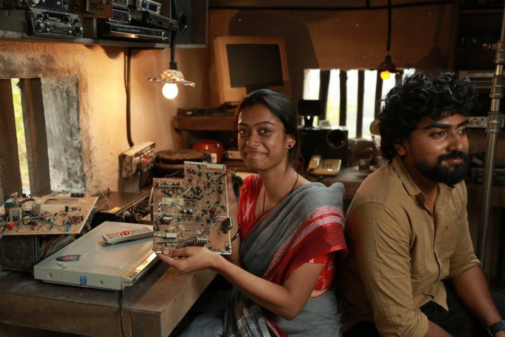 Priyamvada Krishnan in Station 5 Malayalam Movie photos